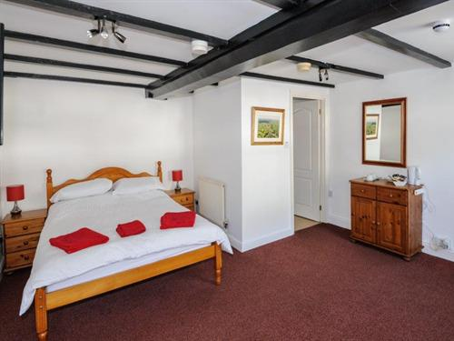 Double room-Ensuite with Shower-Oakhill Suite