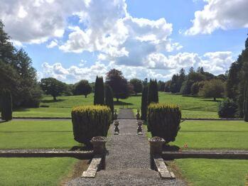 Garden and Parkland View