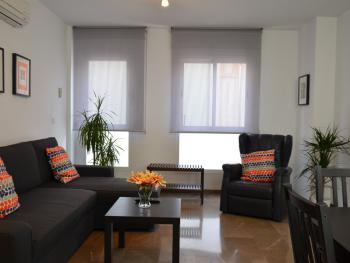 Apartment with terrace - 1 bedroom