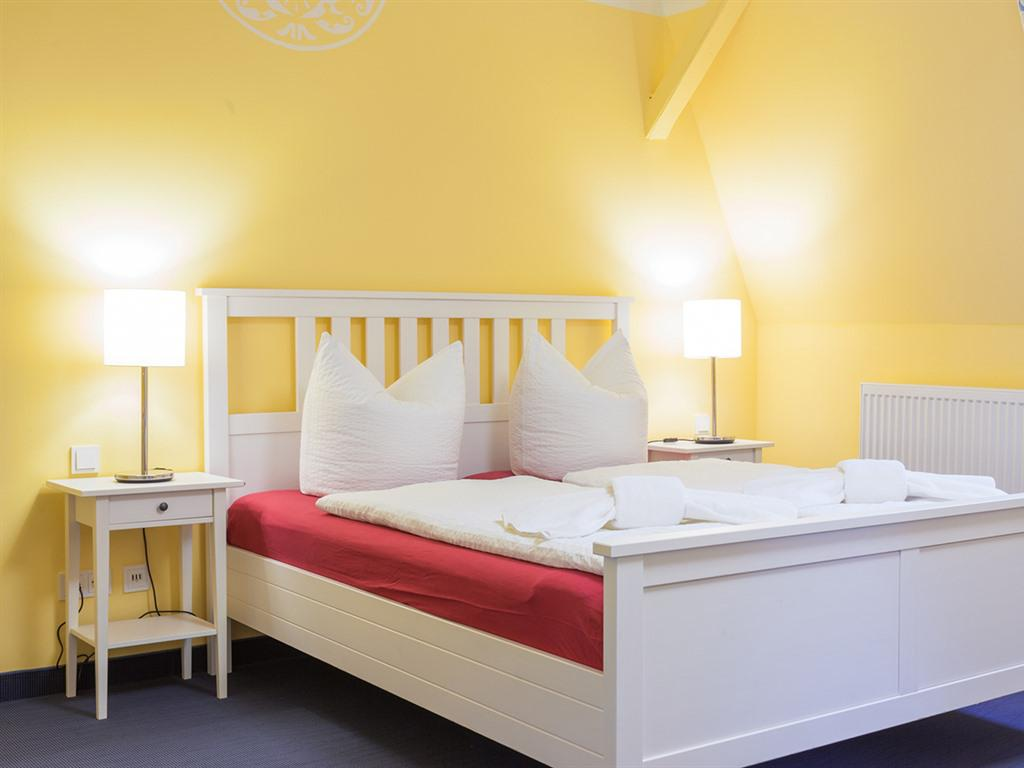 Apartment-Ensuite Dusche-Schloss Lichtenwalde