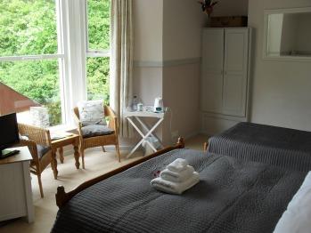 Family room-Ensuite-First Floor-Sleeps upto 4