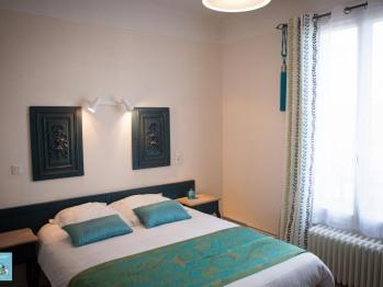 Paprika Chambre Confort - Au Clos Paillé - Hôtel Charme & Caractère - La Roche Posay - Cure Thermale - Hébergements