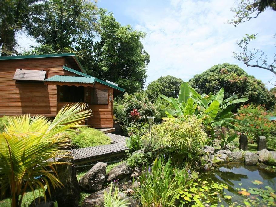 Lodge 3-Cottage-Famille-Salle de bain privée séparée-Vue sur Jardin - Tarif de base
