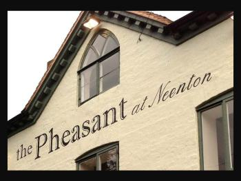 The Pheasant at Neenton -