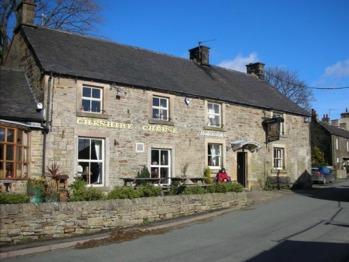 Ye Olde Cheshire Cheese Inn -