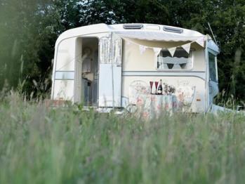 Caravan-Classic-Ensuite-Garden View-Vintage