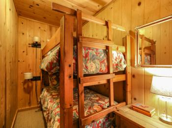 Room 3, Bunk Bed Nook
