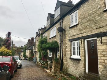 Manor Cottage - Cottage Exterior
