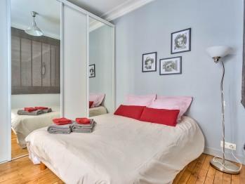 Appartement-Premium-Salle de bain-Vue sur Rue