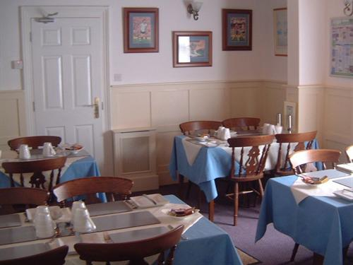 Dining Room at the Argyle Lodge