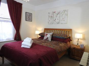 Comfort Double Bedroom