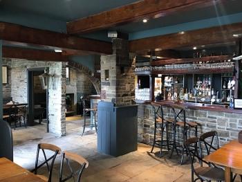 Inside The Alma Inn