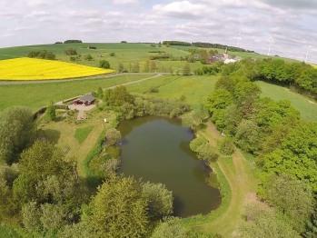 Luftbild Erlebnisfeld Mannebach