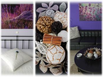Lavender flat, ensemble