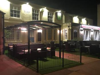 The Turf Hotel - Exterior View