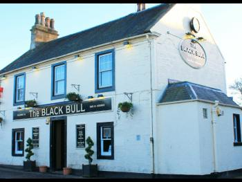 The Blackbull Inn Polmont - outside avenue