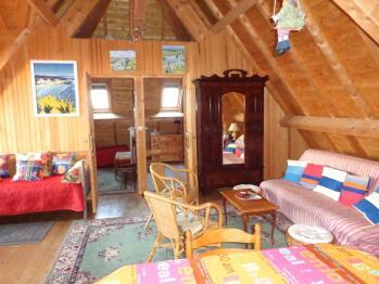Appartement la Pinède - séjour