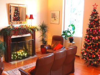 Clos Mirabel is open all year round including Christmas and New Year