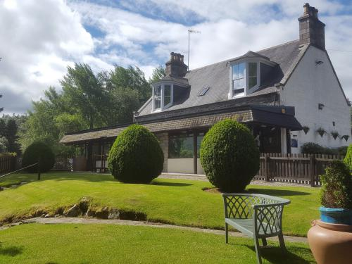 Moorfield House Hotel, Braemar, Aberdeenshire