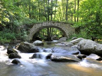 Le pont de la Monne