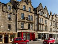 Your home-away-from home in the heart of Edinburgh