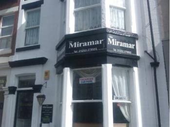 Miramar Hotel - main display