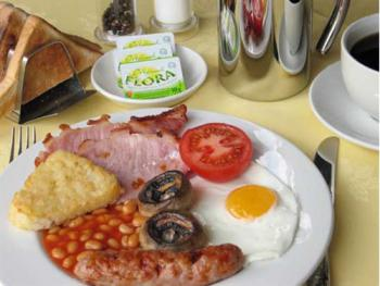 Fabulous English Breakfast!