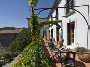 terrasse hôtel