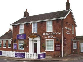 Horse & Groom Hotel -