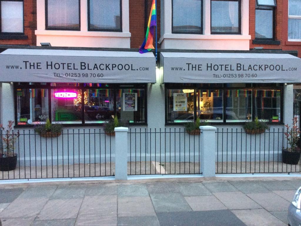 the hotel blackpool blackpool homepage