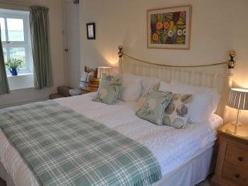 Garden Suite bedroom