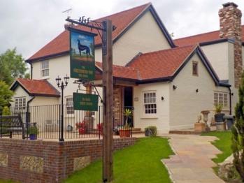 The Greyhound Inn - The Greyhound Inn at Hever