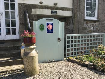 Higher Trewithen is a 3 start rated property by Visit England and holds a Bronze Green Tourism award