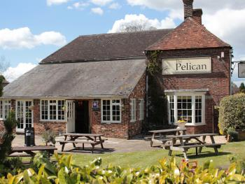 The Pelican Inn - Pub