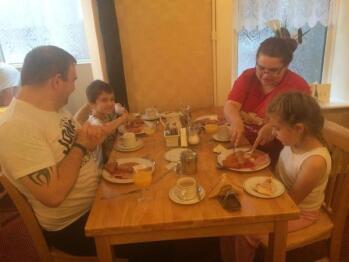 Dining Area, English Breakfast, Family