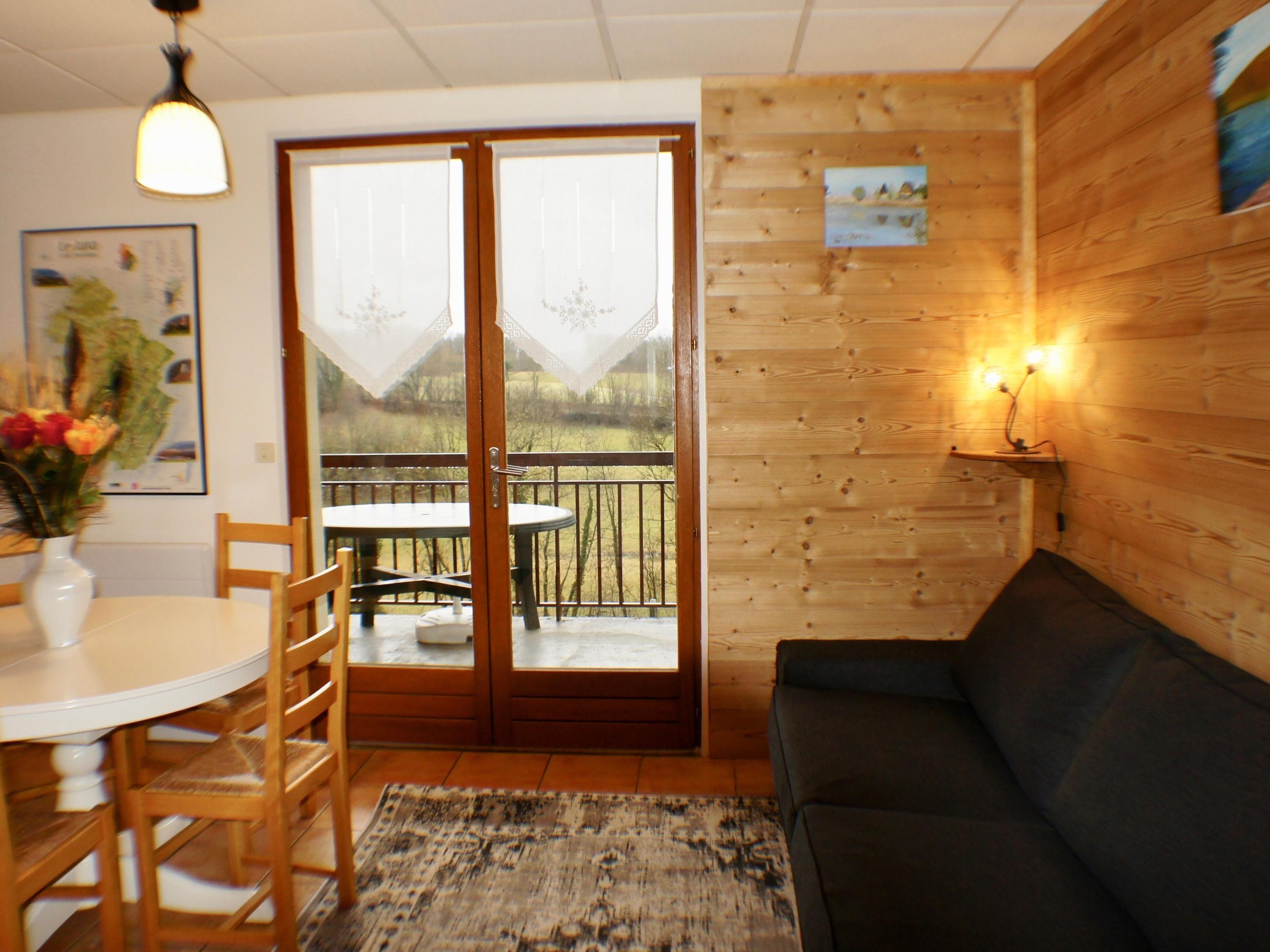 Appartement-Confort-Salle de bain privée séparée-Le Chalain - Tarif de base