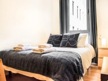 Apartamento-Confortable-Baño Privado-Terraza-Castilla II