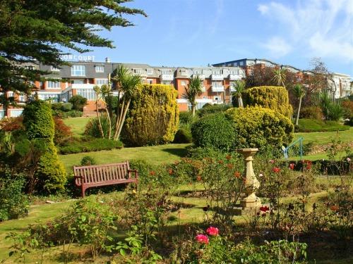 Hotel form Gardens