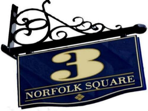 3 Norfolk Square