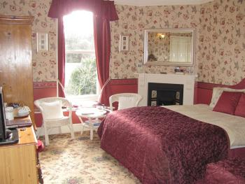 Deluxe double or family or twin ensuite room