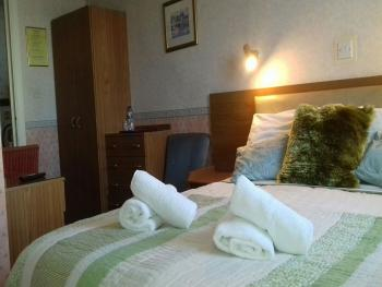 FREE Breakfast, parking and WiFi  and a comfortable room
