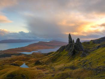 Atholl Guest House - Old Man of Storr