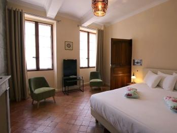 Suite-de Luxe-Salle de bain Privée-Vue sur Jardin-Cottage - Tarif de base