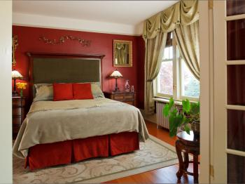 Double room-Ensuite-Standard-Lilac Room - Base Rate