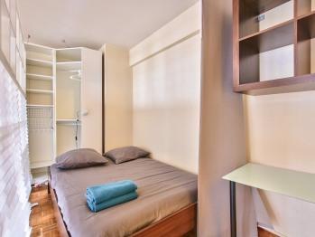 Appartement-Salle de bain-Vue sur la cour