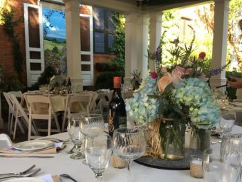 With the Main Dining Room, Parlor, Tavern, and Garden Patio to choose from, special events at the Inn will take your breath away!
