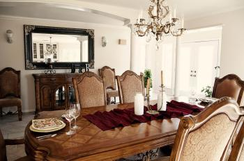 In-House Dining Room