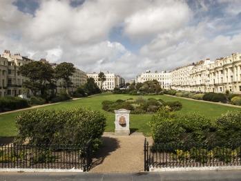 Brunswick Square Hotel - Brunswick Square gardens