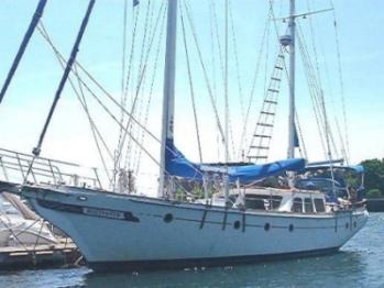 Rozinante - Classic 59 Foot Sailboat