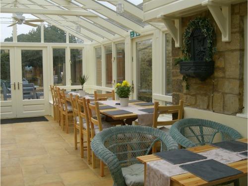 Conservatory Breakfast/Tea room